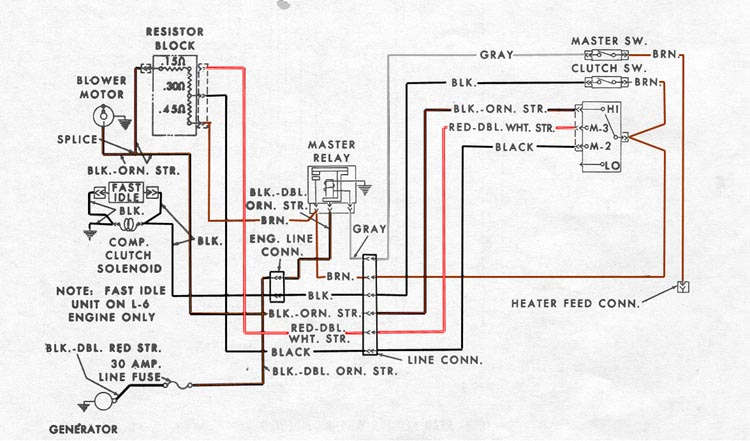69wireAC specs 1967 firebird wiring diagram at edmiracle.co