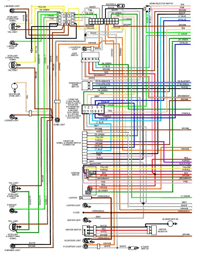 69wireRearHalf wiring diagram for 1967 camaro rsss readingrat net 68 camaro wiring harness at reclaimingppi.co