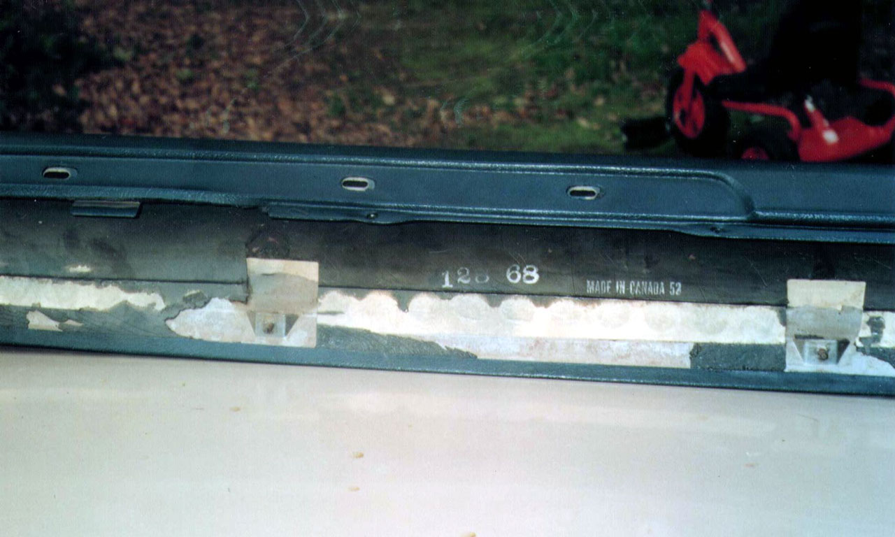 69 installation firebird dash pad